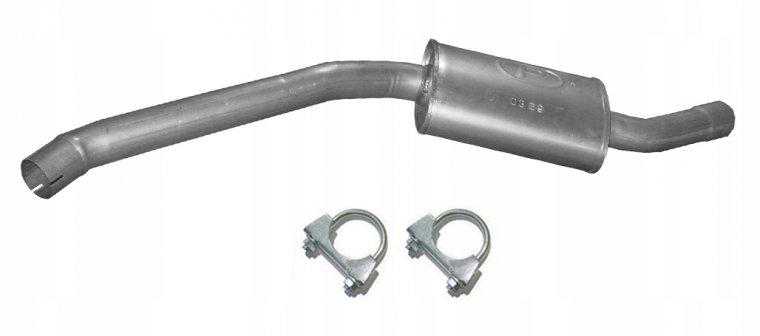 Глушитель Chevrolet Lanos T100 F14D