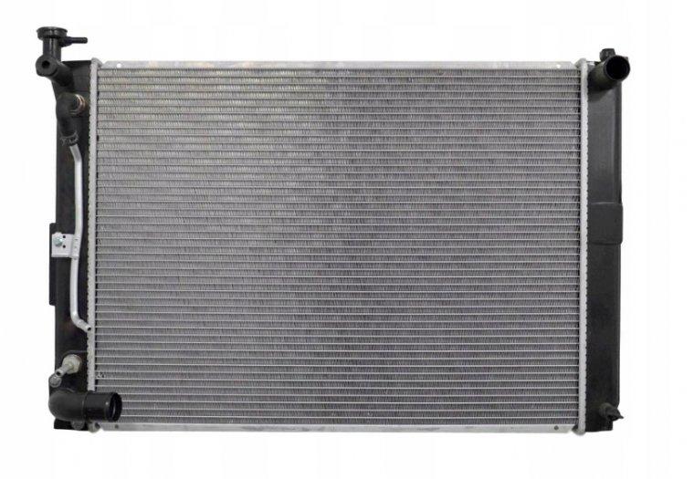 Радиатор охлаждения двигателя Honda Ascot CE4 G20A