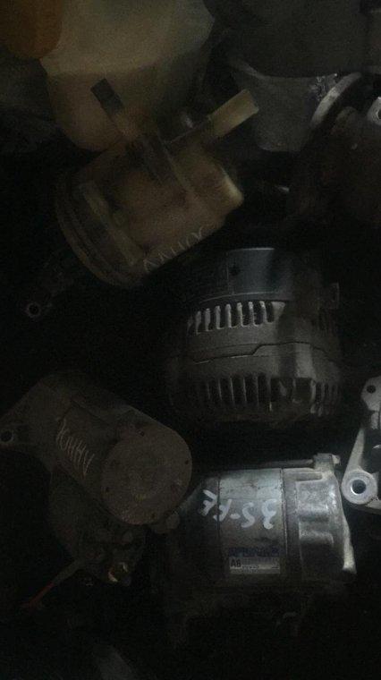 Стартер Daewoo Chevrolet Nexia Lanos A15SMS