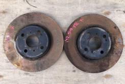 Тормозной диск Toyota Corolla Axio