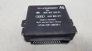 Блок управления рулевой колонкой Audi A6 C5 04.ФЕВ