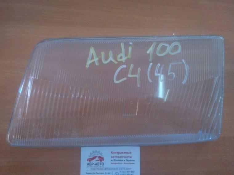 Стекло Audi 100 C4 1991 левое