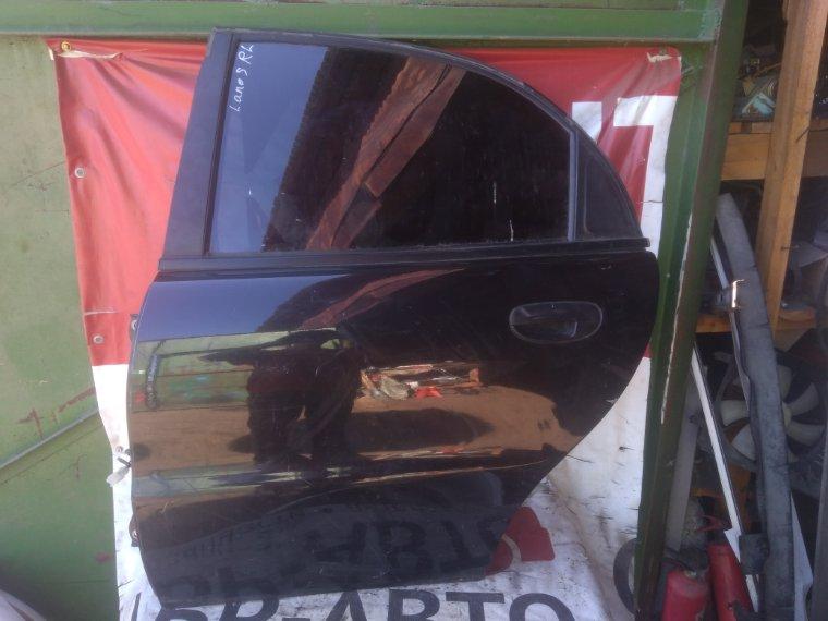 Дверь задняя Chevrolet Lanos 2004 задняя левая