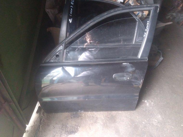 Дверь задняя Chevrolet Lanos 2004 передняя левая