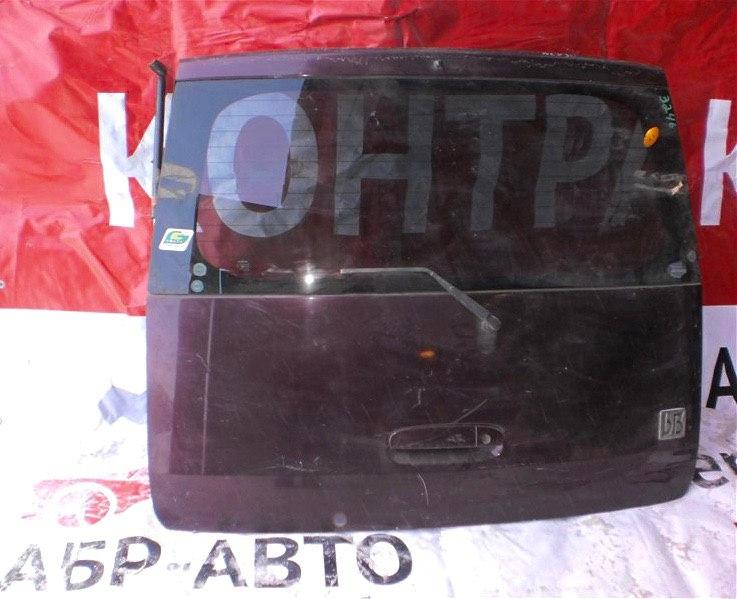 Дверь 5-ая Toyota Bb NCP30