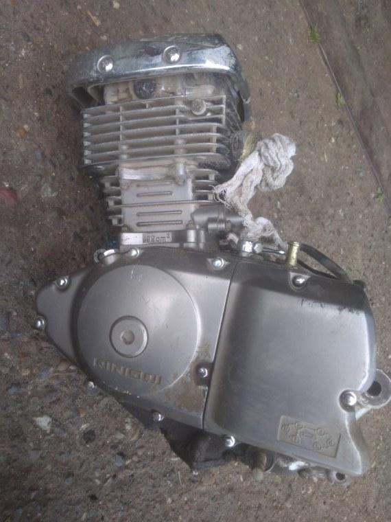 Двигатель Bm Classic 200 K 166 FML