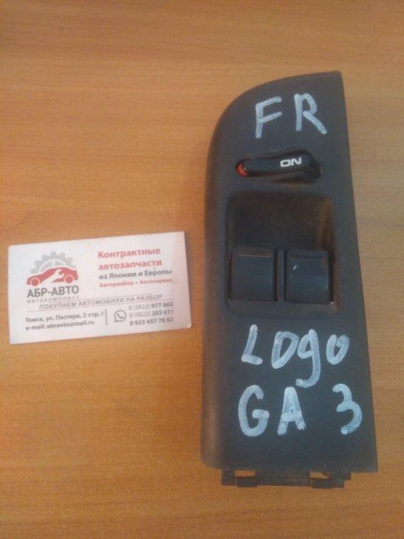 Блок управления стеклоподъемниками Honda Logo GA3 передний правый