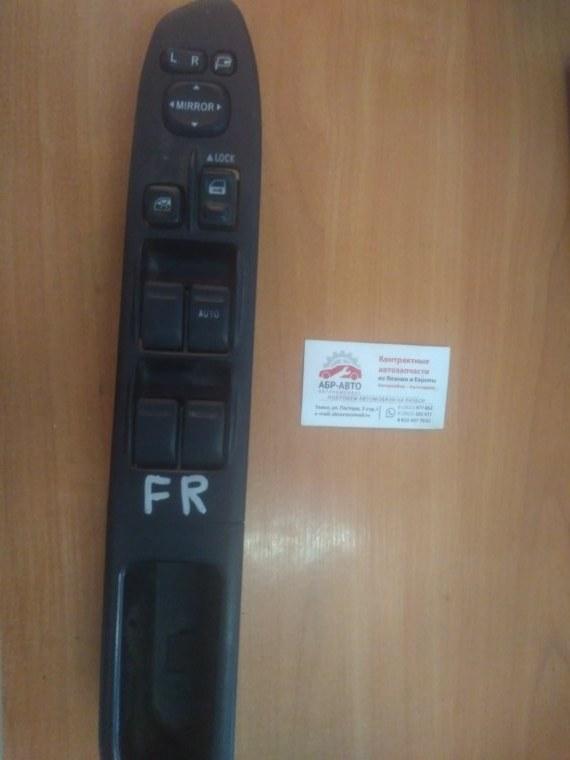 Блок управления стеклоподъемниками Subaru Forester SG5 EJ202