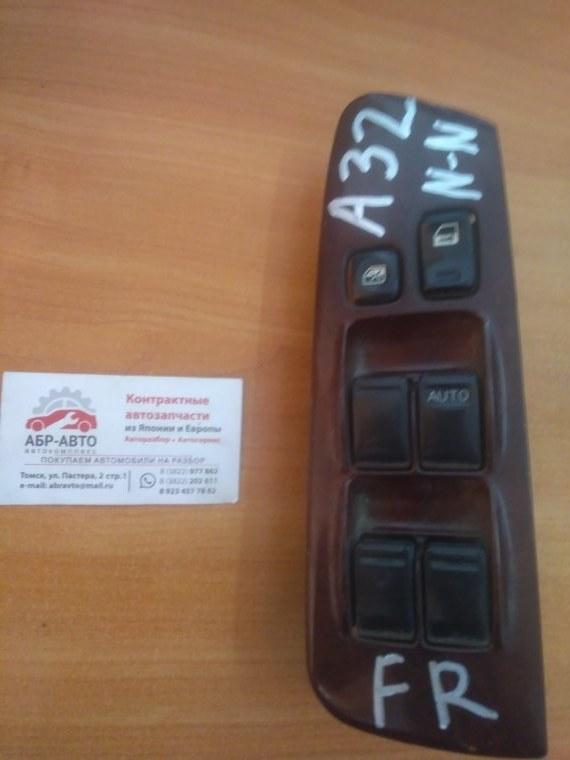 Блок управления стеклоподъемниками Nissan Cefiro A32 VQ20DE передний правый