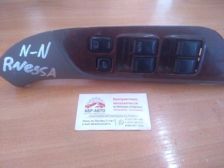 Блок управления стеклоподъемниками Nissan R'nessa N30 передний правый