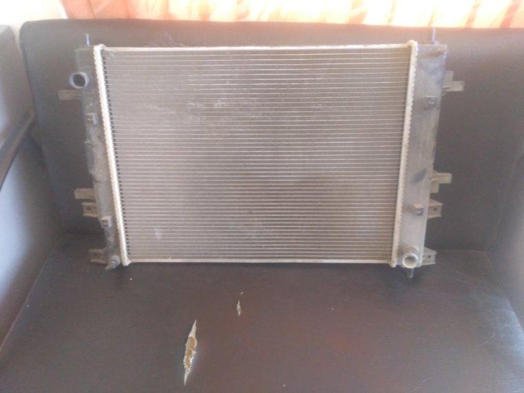 Радиатор охлаждения Chery Tiggo