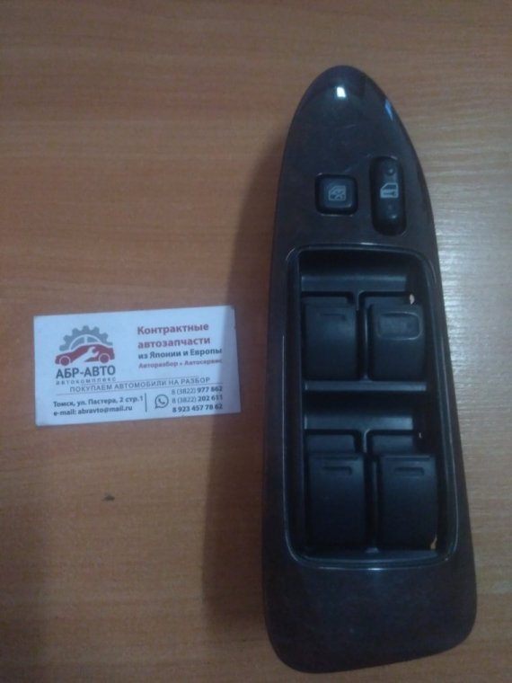 Блок управления стеклоподъемниками Toyota Camry Gracia SXV20 5SFE передний правый