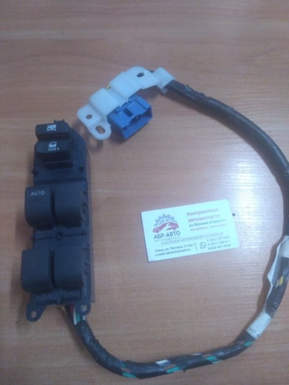 Блок управления стеклоподъемниками Toyota Camry Estima Previa Tarago ACV40 2AZFE передний левый