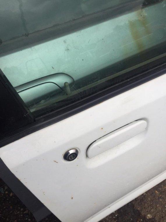 Дверь Nissan Otti 2008 передняя правая