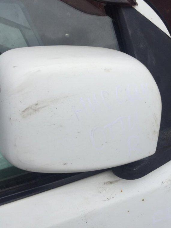 Зеркало боковое Nissan Otti 2008 переднее правое