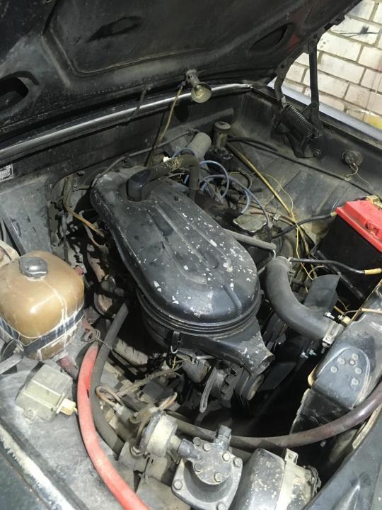 Двигатель Газ 24 24 1987