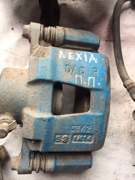 Суппорт Daewoo Nexia 2008 передний