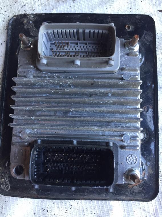 Блок управления двигателем Daewoo Nexia 2008