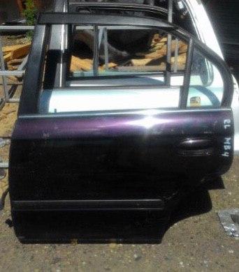 Дверь Honda Domani MB4 D16A задняя левая
