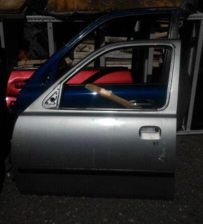 Дверь Nissan March AK11 CG10DE передняя левая