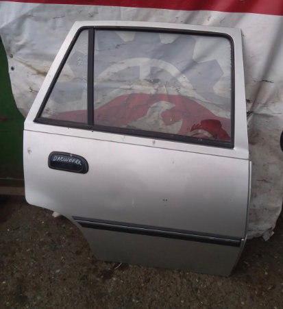 Дверь Daewoo Nexia N100 G15MF 2007 задняя правая