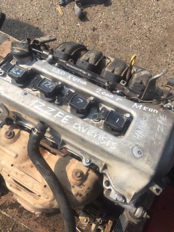 Коллектор выпускной Toyota Avensis 220 1ZZ-FE 2000