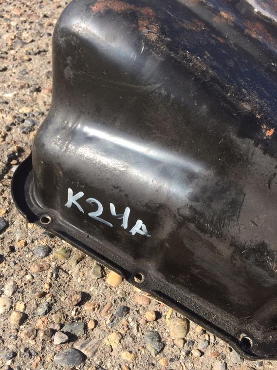 Поддон двигателя Honda К24А