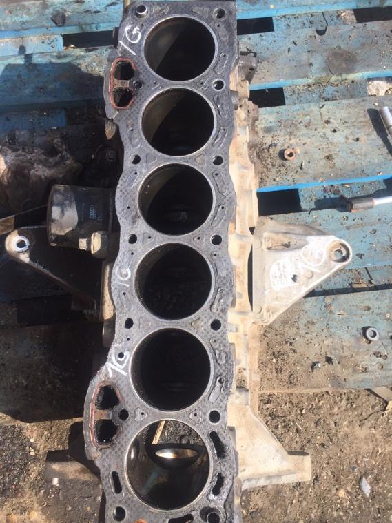 Блок цилиндров Toyota 1G-FE