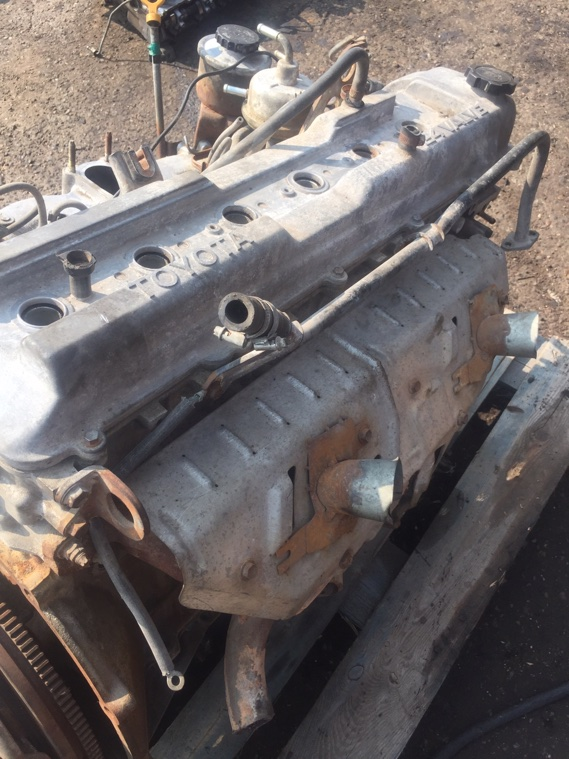 Поддон двигателя Toyota Land Cruiser 80 1FZFE