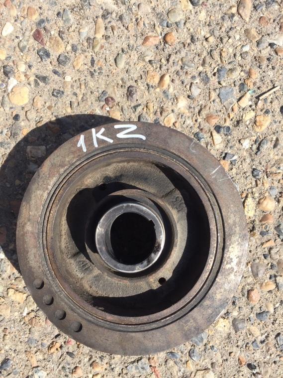 Шкив коленчатого вала Toyota Toyota 4Runner 80 1 KZ