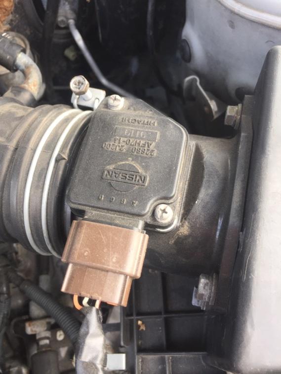 Датчик мрв Nissan Primera WHP11 SR20DE 1997