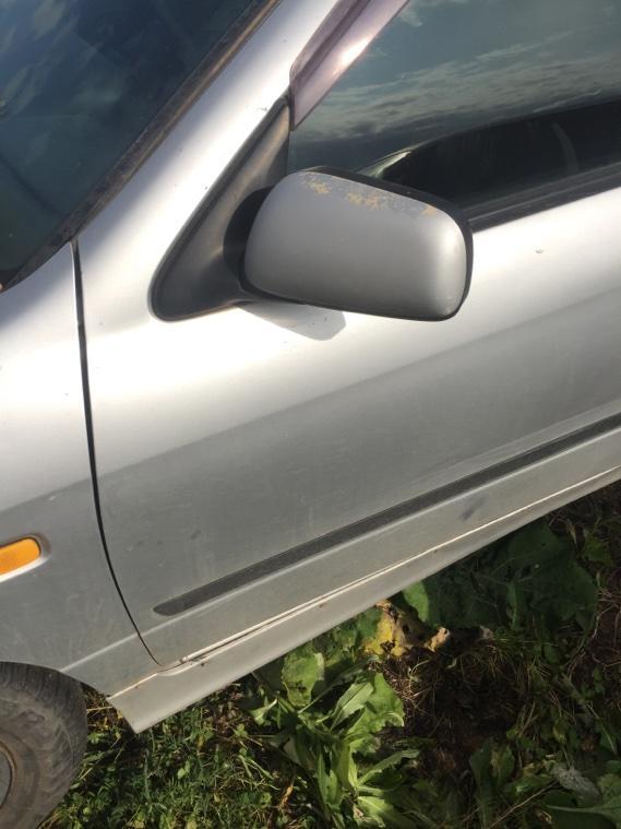 Дверь Nissan Primera WHP11 SR20DE 1997 передняя левая