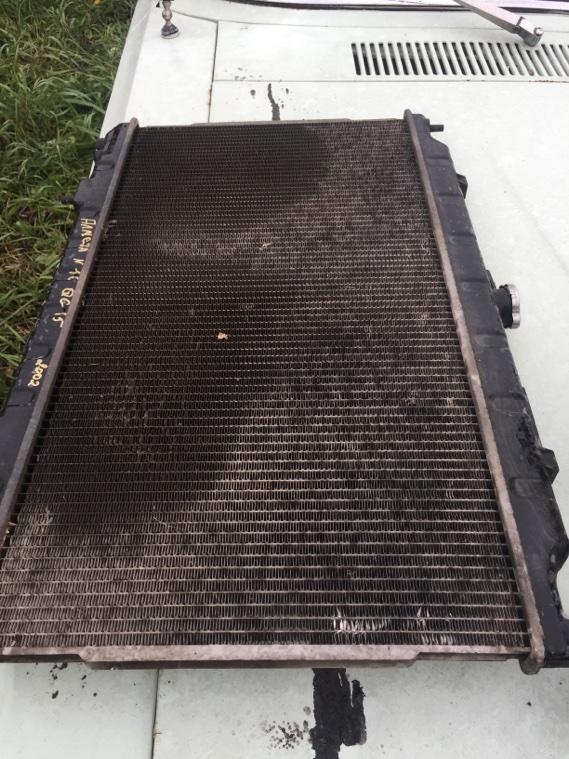 Радиатор охлаждения Nissan Almera N16 QG15DE 00
