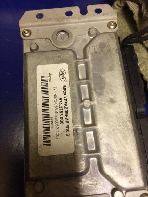 Блок управления двигателем Газ 4216