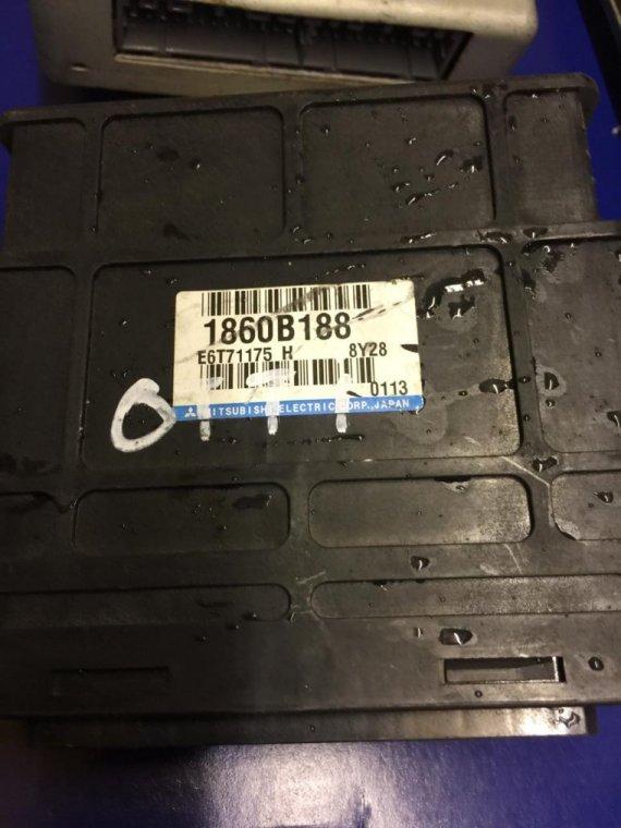 Блок управления двигателем Nissan Otti 3G83