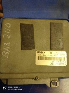 Блок управления двигателем Ваз 2110