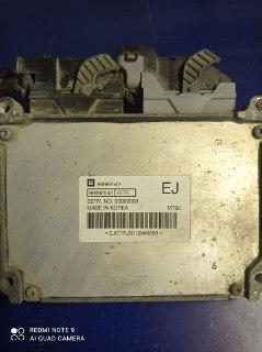 Блок управления двигателем Chevrolet Lanos F14D