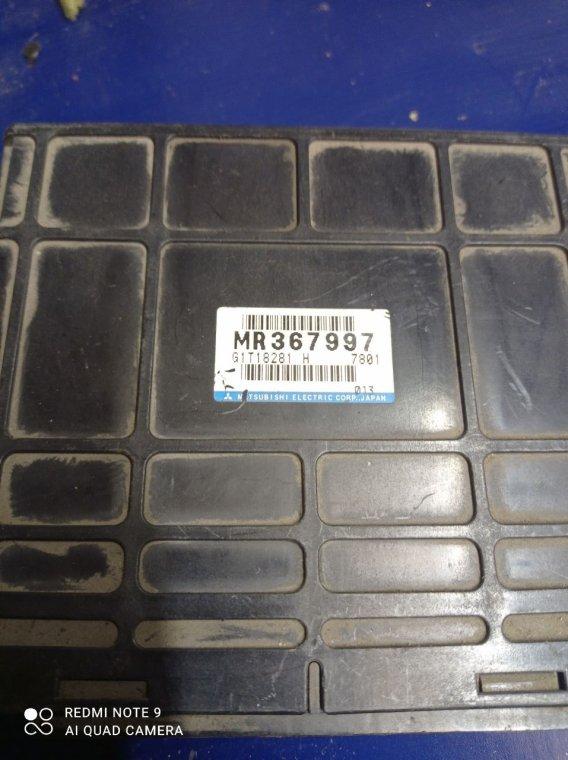 Электронный блок Mitsubishi Galant EA1A 4G93