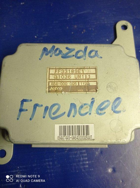 Блок управления акпп Mazda Bongo Friendee