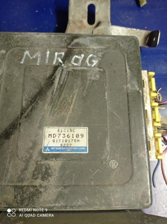 Блок управления акпп Mitsubishi Mirage