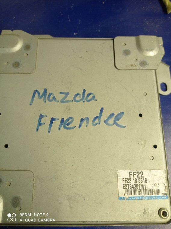 Блок управления двигателем Mazda Bongo Friendee