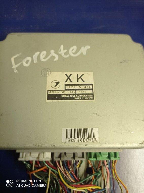 Блок управления акпп Subaru Forester