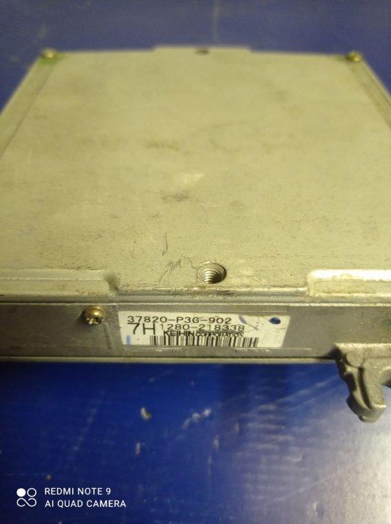 Блок управления двигателем Honda Cr-V RD-1 B20B