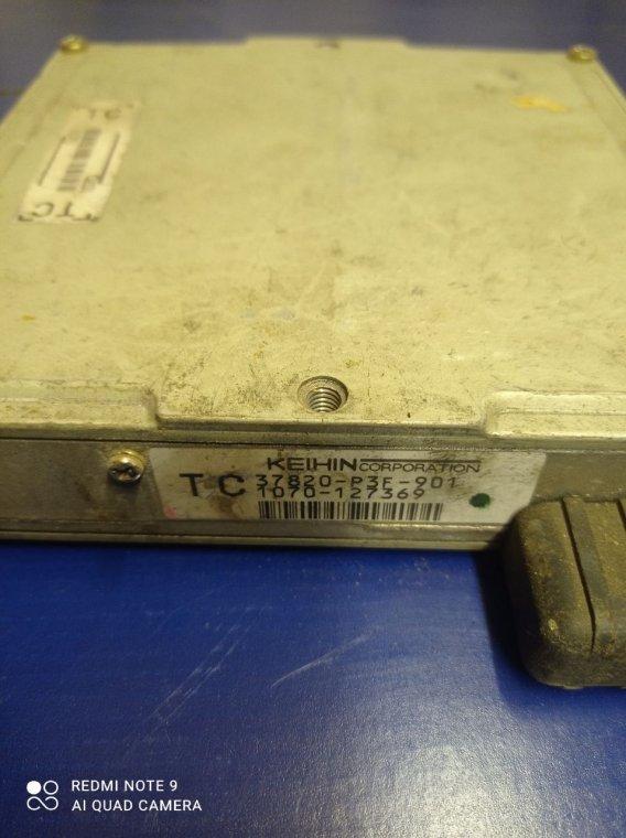 Блок управления двигателем Honda Cr-V RD1 B20B