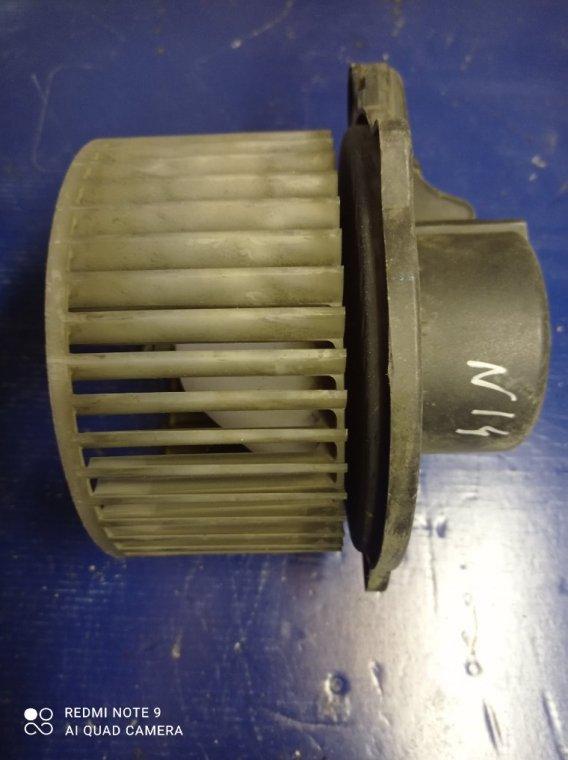 Мотор печки Nissan Otti