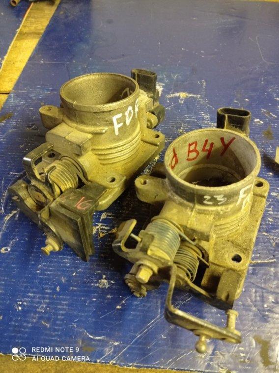Дроссельная заслонка Ford Mondeo B4Y B5Y BWY LCB