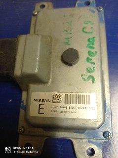 Блок управления акпп Nissan Serena С25 MR20DE