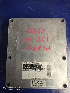 Блок управления двигателем Toyota Platz SCP11 1SZFE