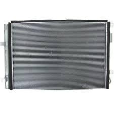 Радиатор кондиционера Hyundai Solaris