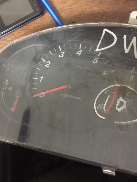 Панель приборов Mazda Demio DW3W ZJ-VE
